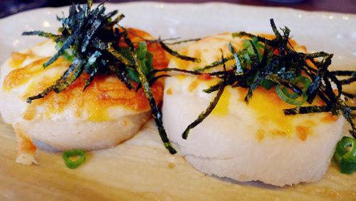 氣氛很棒的日本料理餐廳-板橋大遠百九樓♥藍屋♥