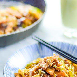 Teriyaki Chicken Noodle