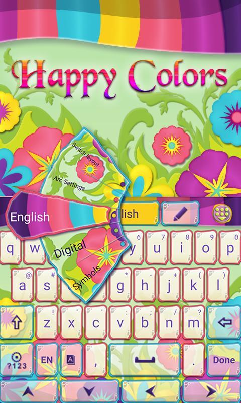 Happy-Colors-GO-Keyboard 9