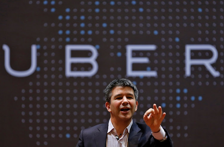 Uber CEO Travis Kalanick. Picture: REUTERS/DANISH SIDDIQUI