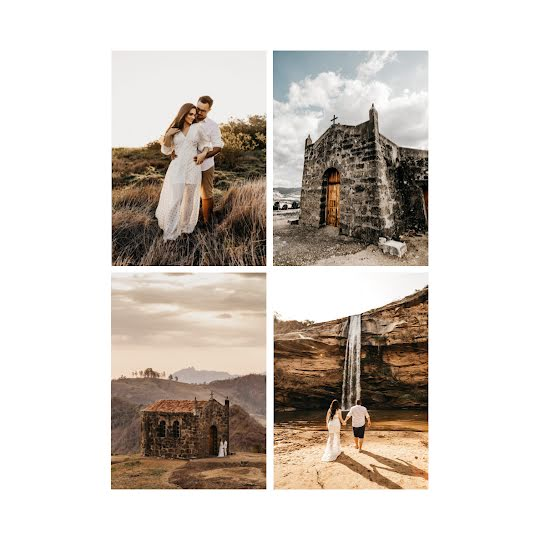 Hillside Chapel Collage - Wedding Template