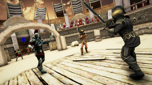 Screenshot for Gladiator Glory in United States Play Store