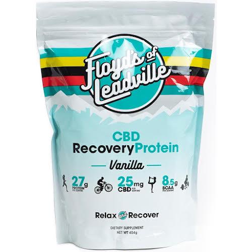 Floyds of Leadville Vanilla CBD Protein Recovery Mix