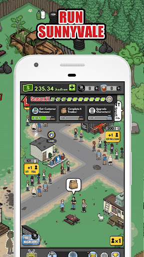 Trailer Park Boys: Greasy Money - DECENT Idle Game filehippodl screenshot 2