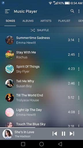 Music player 1.25.319 screenshots 2