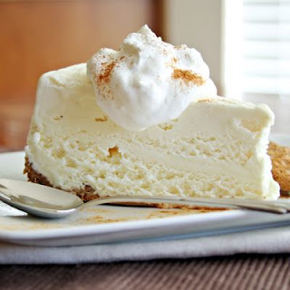 Simple No-Bake Lemon Cheesecake