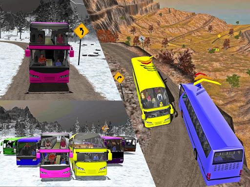 GT Bus Simulator: Tourist Luxury Coach Racing 2109 1.0 screenshots 3