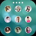 photo lock screen icon