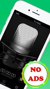Voice Recorder High Quality Audio Recording 1.1.3 Ad Free 2