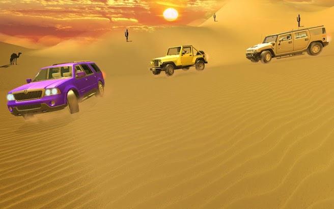 Dubai Desert Jeep Drift 2017- screenshot thumbnail