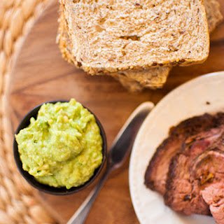 Avocado Horseradish Sandwich Spread