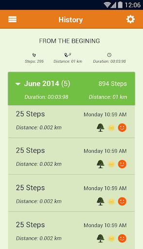 Run Keeper - Track Run Walk screenshot 4