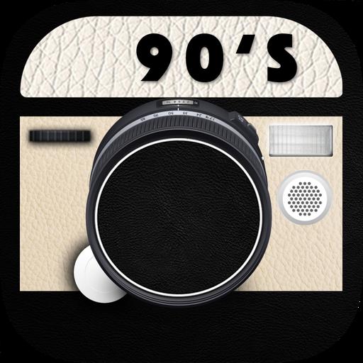 20世紀90年代的Lomo - 洩漏老式相機 攝影 App LOGO-硬是要APP