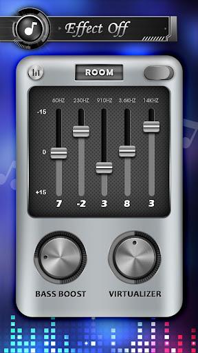 Equalizer, Bass Booster & Volume Booster - EQ 1.5.6 screenshots 5