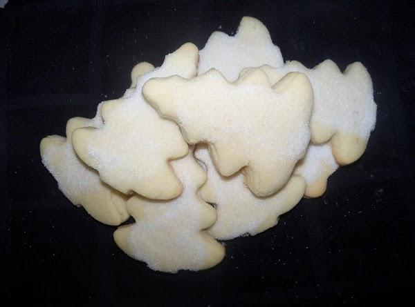 Traditional Sugar Cookies Recipe