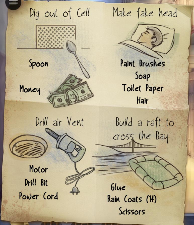 alcatraz prison escape plan - photo #10