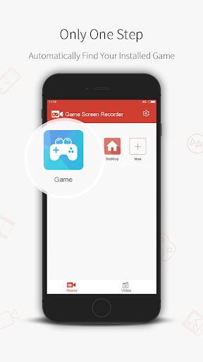 Game Screen Recorder  screenshots 1