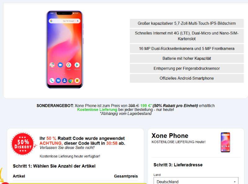 Xone Phone kaufen