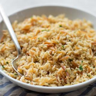 Perfect Rice Pilaf.