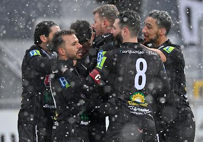 """""""Nous avons effectué un super parcours en Coupe de Belgique"""""""
