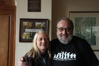 Photo: Jenny and Bill
