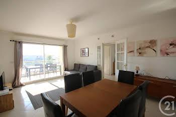 Appartement meublé 3 pièces 63,62 m2