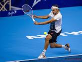 Bemelmans en Coppejans verliezen van tweede reekshoofd in dubbelspel op European Open