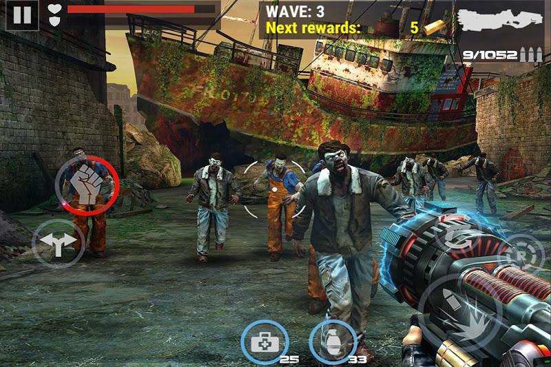 DEAD TARGET: Zombie Offline Screenshot 2
