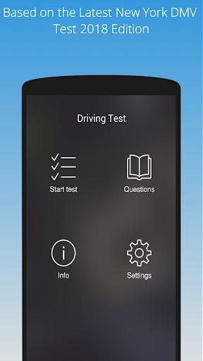 Free New York DMV Test 2018  screenshots 1