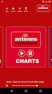 ANTENNE THÜRINGEN 4.0- screenshot thumbnail