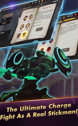 Stickman Master: League Of Shadow - Ninja Legends 1.0.2 screenshots 2