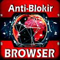 Bow Browser Anti Blokir 2020 icon