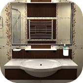 Bathroom - room escape game -