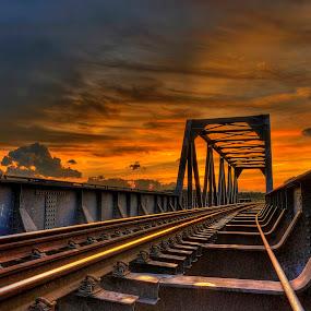 by Charliemagne Unggay - Buildings & Architecture Bridges & Suspended Structures ( pwcbridges, bridge )