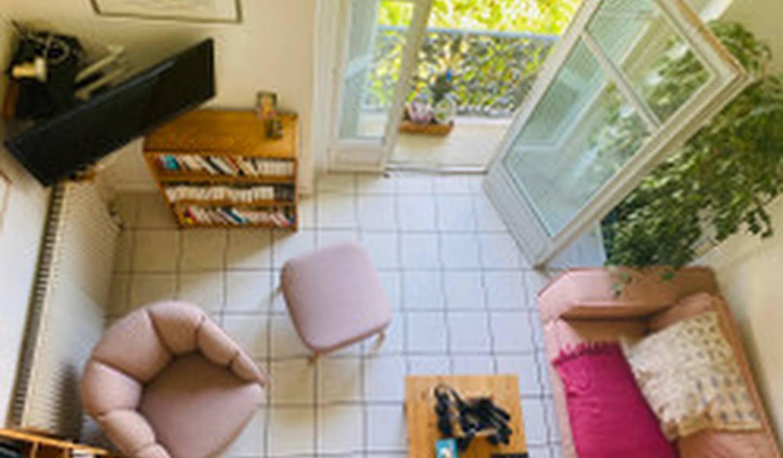 Appartement contemporain Nice