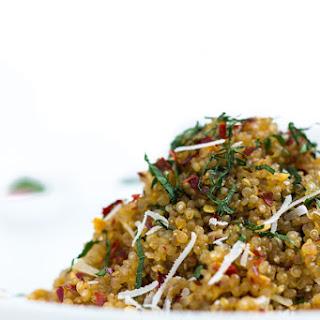Quinoa Aglio, Olio e Peperoncino