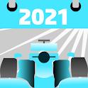 E Racing Calendar 2021 icon
