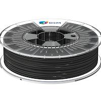 DSM Black Arnitel (R) ID2045 TPC Filament - 2.85mm (1kg)