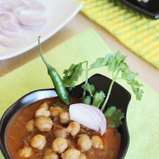 Punjabi Chole Masala Recipe, How To Make Punjabi Chole