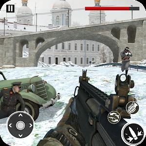 American War Shooter: World War FPS v3.2 MOD much money