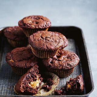 Chocolate Caramel Muffins Recipe