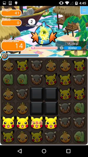 7 Pokémon Shuffle Mobile App screenshot