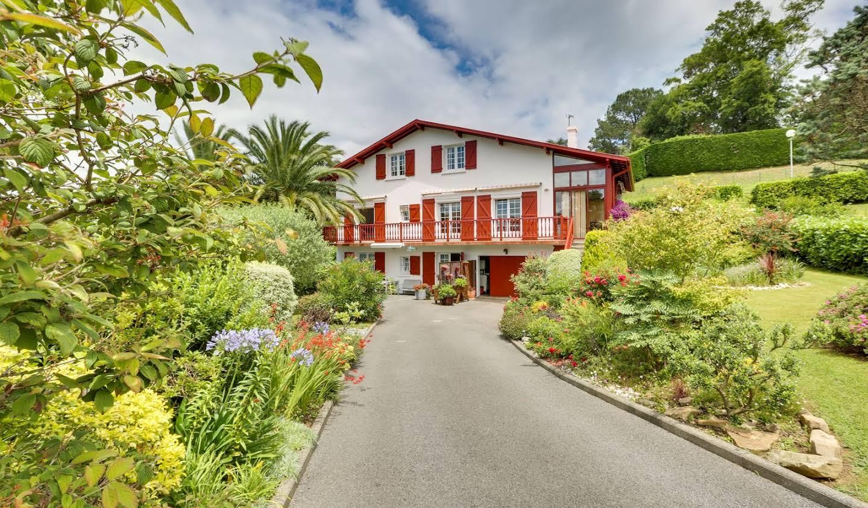 Maison avec jardin et terrasse Ciboure