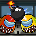 Imposter Bomb Among Us icon