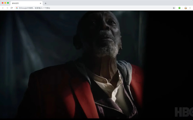 Watchmen New Tab Theme HD