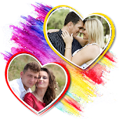 Love Photo Frame-valentine day
