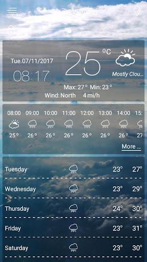 weather - weather forecast  screenshots 8