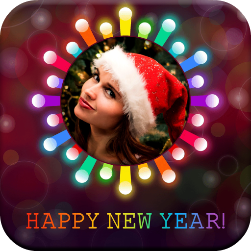 New Year Frames for Pictures Icon