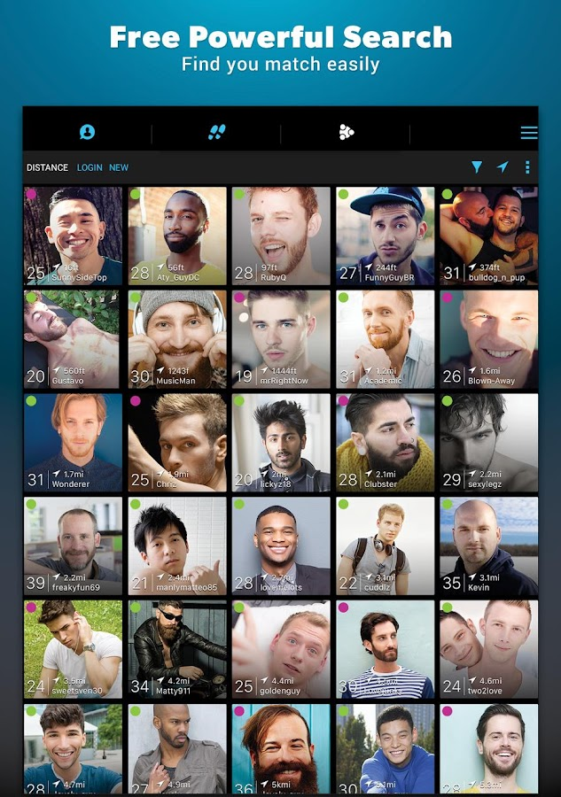 PlanetRomeo: Gay Dating & Chat- screenshot