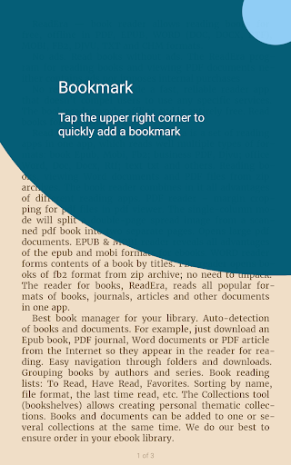 ReadEra - book reader pdf, epub, word 19.12.27+1120 screenshots 23